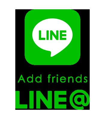 公式LINE@の友だち追加する